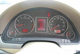 2006 Audi A4 B7 1.8T Cream CVT Multitronic Sedan