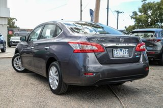 2013 Nissan Pulsar B17 ST Grey 1 Speed Constant Variable Sedan.