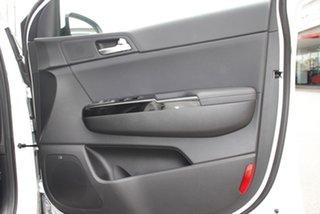 2020 Kia Sportage QL MY21 GT-Line AWD Clear White 8 Speed Sports Automatic Wagon