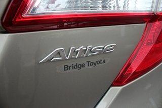 2014 Toyota Camry ASV50R Altise Magnetic Bronze 6 Speed Sports Automatic Sedan