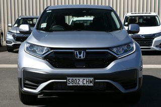2020 Honda CR-V RW MY21 VTi FWD 7 Lunar Silver 1 Speed Constant Variable Wagon