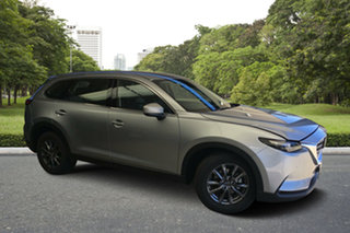 2020 Mazda CX-9 TC Touring SKYACTIV-Drive Sonic Silver 6 Speed Sports Automatic Wagon.
