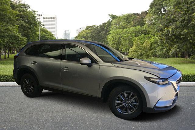 Demo Mazda CX-9 TC Touring SKYACTIV-Drive Paradise, 2020 Mazda CX-9 TC Touring SKYACTIV-Drive Sonic Silver 6 Speed Sports Automatic Wagon