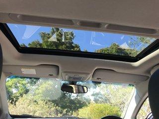 2012 Holden Barina TM MY13 CDX White 6 Speed Automatic Sedan