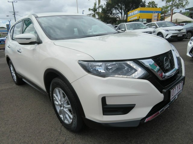 Used Nissan X-Trail T32 Series II ST X-tronic 4WD Mount Gravatt, 2018 Nissan X-Trail T32 Series II ST X-tronic 4WD White 7 Speed Constant Variable Wagon