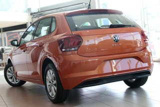 2020 Volkswagen Polo AW MY20 85TSI DSG Comfortline Energetic Orange 7 Speed