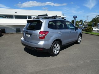 2015 Subaru Forester S4 MY15 2.5i-L CVT AWD Silver 6 Speed Constant Variable Wagon