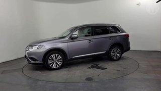 2018 Mitsubishi Outlander ZL MY18.5 ES 7 Seat (2WD) Grey Continuous Variable Wagon
