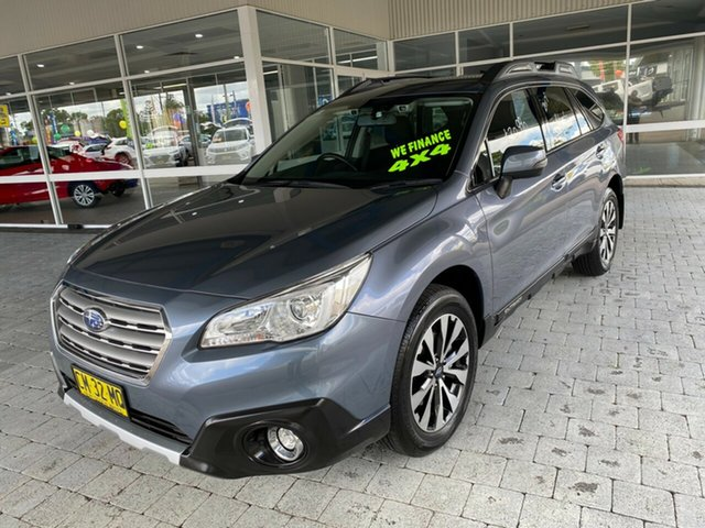 Used Subaru Outback 2.5I Taree, 2017 Subaru Outback 2.5I Grey Constant Variable Wagon