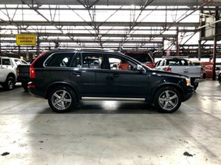 2011 Volvo XC90 P28 MY11 D5 Geartronic R-Design Black 6 Speed Sports Automatic Wagon