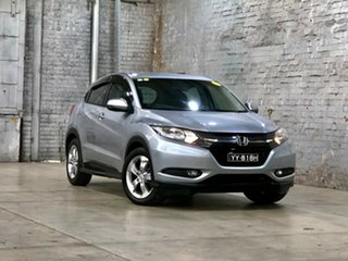 2016 Honda HR-V MY16 Limited Edition Silver 1 Speed Constant Variable Hatchback.