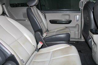 2016 Kia Carnival YP MY17 SLi White 6 Speed Sports Automatic Wagon