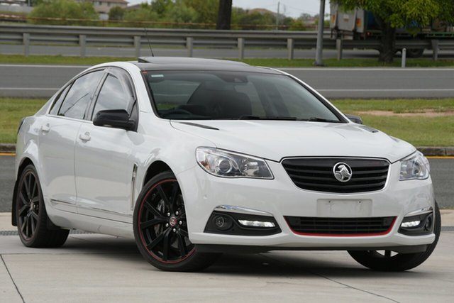 Used Holden Calais VF II MY17 Director North Lakes, 2017 Holden Calais VF II MY17 Director White 6 Speed Sports Automatic Sedan