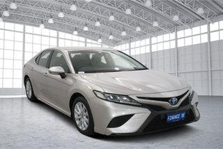 2019 Toyota Camry AXVH71R Ascent Sport Silver 6 Speed Constant Variable Sedan Hybrid.