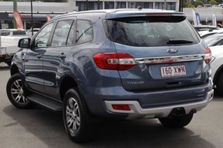 2018 Ford Everest UA 2018.00MY Trend Blue 6 Speed Sports Automatic SUV.