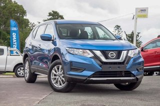 2019 Nissan X-Trail T32 Series II ST X-tronic 2WD Marine Blue 7 Speed Constant Variable Wagon.