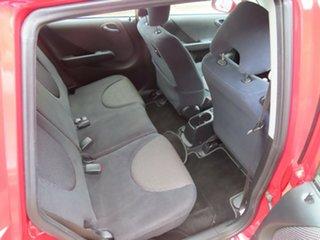 2004 Honda Jazz VTi Red 5 Speed Manual Hatchback