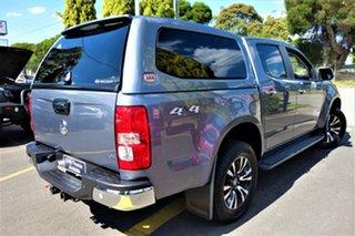 2017 Holden Colorado RG MY18 LTZ Pickup Crew Cab Grey 6 Speed Sports Automatic Utility.