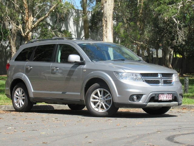 Used Dodge Journey JC MY15 SXT, 2015 Dodge Journey JC MY15 SXT Silver 6 Speed Automatic Wagon