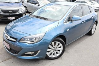 2012 Opel Astra AS GTC Blue 6 Speed Sports Automatic Hatchback.