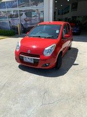 2014 Suzuki Alto GF GL Br Red 4 Speed Automatic Hatchback.