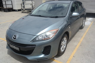2012 Mazda 3 BL10F2 Neo Activematic Grey 5 Speed Sports Automatic Hatchback.