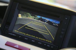 2011 Honda Odyssey 4th Gen MY12 Luxury Premium White 5 Speed Sports Automatic Wagon