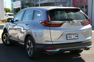 2020 Honda CR-V RW MY21 VTi FWD 7 Lunar Silver 1 Speed Constant Variable Wagon.