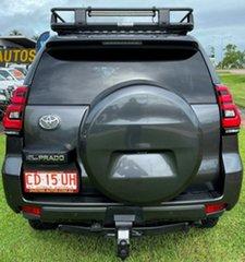2018 Toyota Landcruiser Prado GDJ150R GXL Charcoal 6 Speed Sports Automatic Wagon