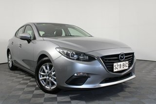 2015 Mazda 3 BM5476 Neo SKYACTIV-MT Silver 6 Speed Manual Hatchback