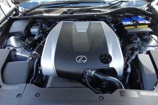 2012 Lexus GS GRL11R GS250 F Sport Silver 6 Speed Sports Automatic Sedan