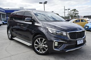 2019 Kia Carnival YP MY20 Platinum Grey 8 Speed Sports Automatic Wagon
