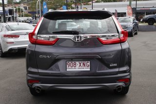 2017 Honda CR-V RW MY18 VTi-L FWD Grey 1 Speed Constant Variable Wagon