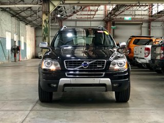 2011 Volvo XC90 P28 MY11 D5 Geartronic R-Design Black 6 Speed Sports Automatic Wagon.