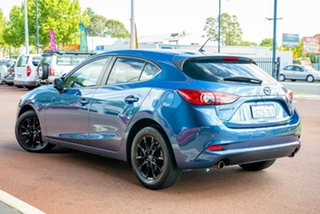 2016 Mazda 3 BN5478 Touring SKYACTIV-Drive Blue 6 Speed Sports Automatic Hatchback
