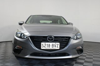 2015 Mazda 3 BM5476 Neo SKYACTIV-MT Silver 6 Speed Manual Hatchback.