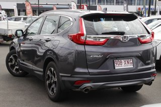 2017 Honda CR-V RW MY18 VTi-L FWD Grey 1 Speed Constant Variable Wagon.