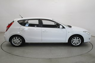 2008 Hyundai i30 FD SLX White 4 Speed Automatic Hatchback