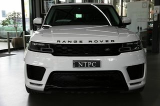 2019 Land Rover Range Rover Sport L494 19.5MY SE White 8 Speed Sports Automatic Wagon