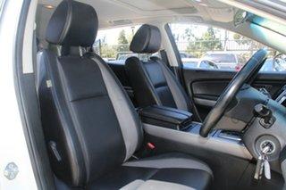 2012 Mazda CX-9 MY13 Grand Touring White 6 Speed Auto Activematic Wagon