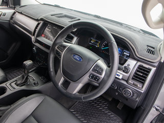 2019 Ford Ranger PX MkIII MY19 XLT 3.2 (4x4) Silver 6 Speed Automatic Double Cab Pick Up