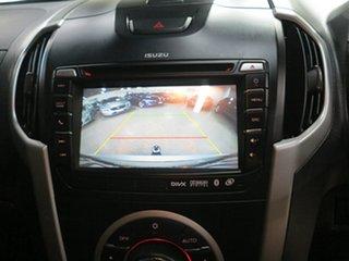 2014 Isuzu MU-X MY15 LS-U Rev-Tronic Silver 5 Speed Sports Automatic Wagon