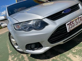 2011 Ford Falcon FG MkII XR6 6 Speed Sports Automatic Sedan.