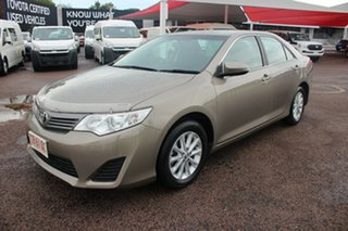 2014 Toyota Camry ASV50R Altise Magnetic Bronze 6 Speed Sports Automatic Sedan.