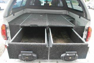 2011 Mitsubishi Triton MN MY11 GLX-R (4x4) White 5 Speed Automatic 4x4 Double Cab Utility