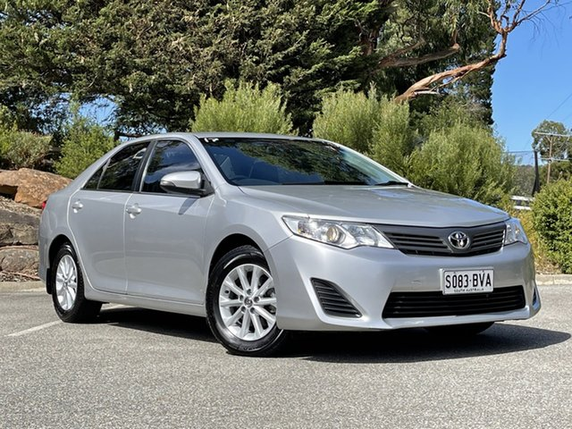 Used Toyota Camry ASV50R Altise Totness, 2015 Toyota Camry ASV50R Altise Silver 6 Speed Sports Automatic Sedan