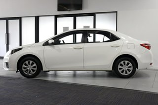 2014 Toyota Corolla ZRE172R Ascent White 7 Speed CVT Auto Sequential Sedan