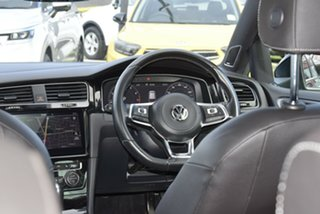 2018 Volkswagen Golf 7.5 MY18 110TSI DSG Highline Black 7 Speed Sports Automatic Dual Clutch