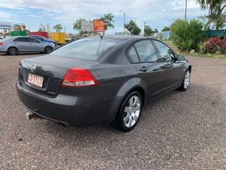 2007 Holden Commodore VE ACLAIM Grey 4 Speed Auto Active Select Sedan