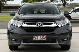 2017 Honda CR-V RW MY18 VTi FWD Black 1 Speed Constant Variable Wagon